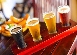 Book Discussion at Stock House Brewing tickets