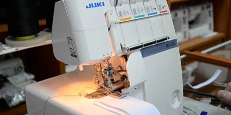 Introduction to Serger Sewing tickets