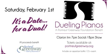 Portneuf Greenway Foundation Presents Dueling Pianos Anywhere tickets