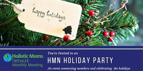 HMN Holiday Party tickets