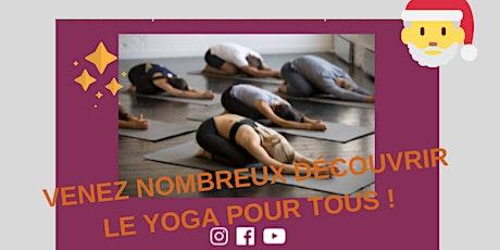 Yoga au Village de Marques à Nailloux Outlet Village tickets