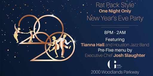 Rat Pack Style | One Night Only New Year's Eve Party