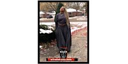 9am Long sleeve/ Full skirt set