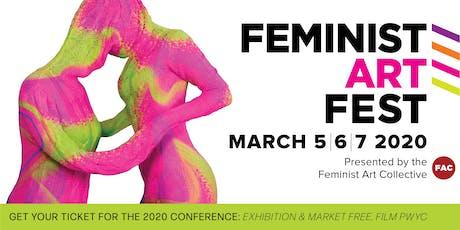 Feminist Art Fest 2020: Narrative Healing tickets