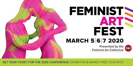 Feminist Art Fest 2020: Narrative Healing tickets