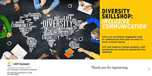 Diversity Skill-Shop: Inclusive Communication