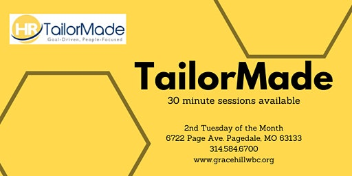TailorMade Tuesday (HR Assistance)