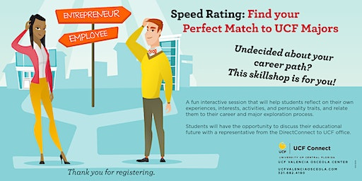 Speed Rating: Find your Perfect Match to UCF Majors