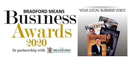 Bradford Means Business - 2020 Awards Launch and Networking