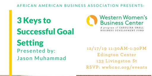 AABA: 3 Keys to Successful Goal Setting with Jason Muhammad