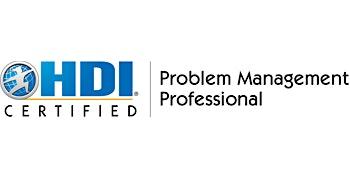 Problem Management Professional 2 Days Virtual Live Training in Helsinki