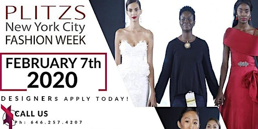 FASHION WEEK NEW YORK BUY SHOW SEATS FOR FRIDAY FEBRUARY 7, 2020