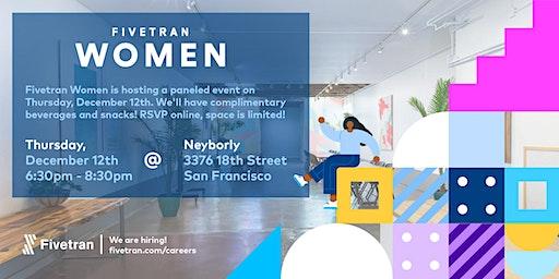 Fivetran Women Networking Event