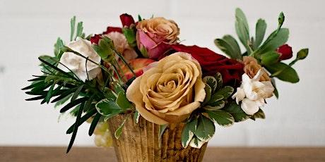 Floral Workshop - December 18th 2019 tickets