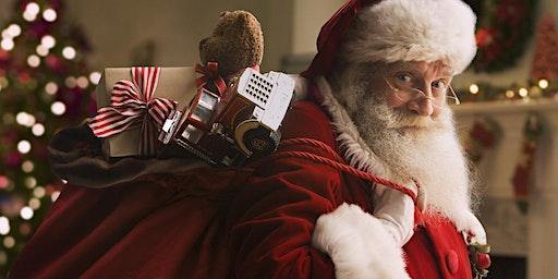 Breakfast with Santa December 22nd