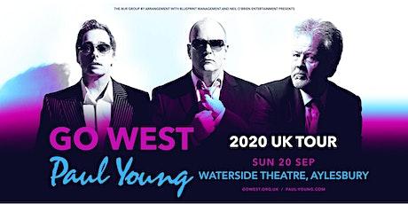 Go West & Paul Young (Waterside Theatre, Aylesbury) tickets