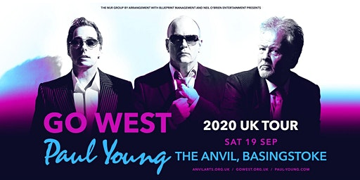 Go West & Paul Young (The Anvil, Basingstoke)