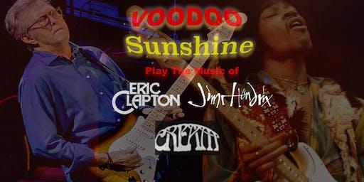 Hendrix/Cream/Clapton Tribute Night