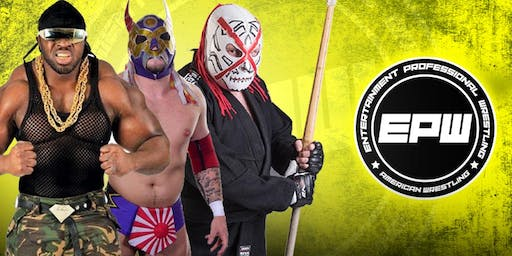 AMERICAN WRESTLING EPW CHESTERFIELD