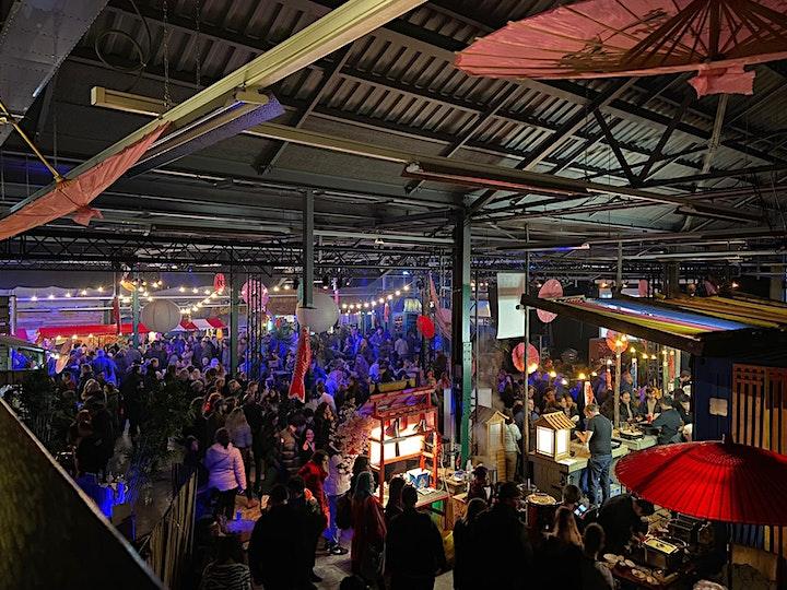 Afbeelding van Kerstmarkt Amsterdam