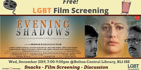 Queer Cinema Film Screening  - 'Evening Shadows' tickets