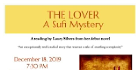 Book Event | 'The Lover: A Sufi Mystery' by Dr. Laury Silvers tickets