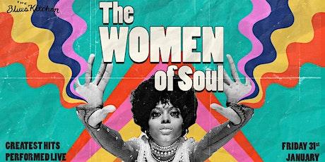 The Women of Soul tickets