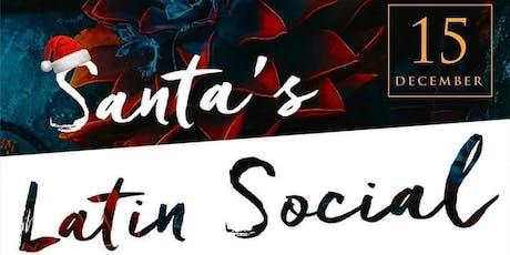 InPulse Events: Santa´s Latin Social tickets