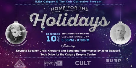 ILEA Connects: Home for the Holidays tickets