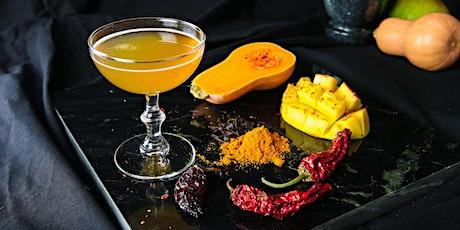 NessAlla Kombucha December Bottle Release - Limited Edition CBD Kombucha: Mango Curry Tickets