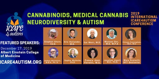 Breakthroughs in Medical Cannabis for Autism - ICare4Autism 2019 International Conference