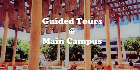 Elementary/Middle School Guided Tours tickets