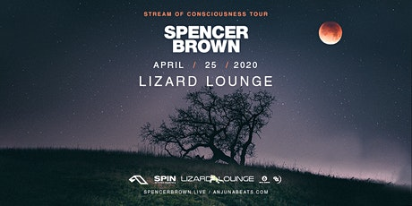 Spencer Brown - DALLAS tickets