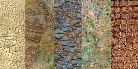 GOLDEN Lecture/Demo: Textural Surfaces - Tacoma tickets