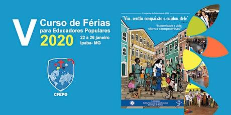 Curso de Férias para Educadores Populares 2020 ingressos