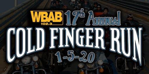 WBAB Cold Finger Run 2020