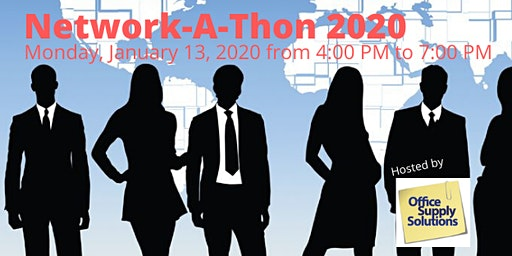 Network-A-Thon January Business Networking Event