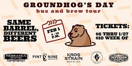 Groundhog's Day 2020 tickets