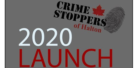 Crime Stoppers Month - 2020 Launch Party tickets