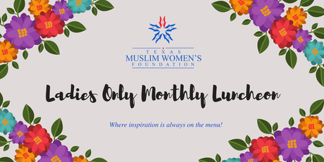 TMWF Ladies Only Monthly Luncheon - December 2019 tickets
