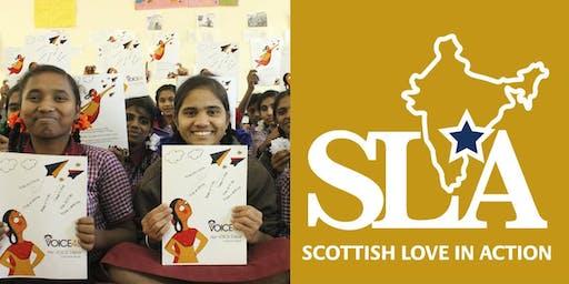 Scottish Love in Action (SLA) Book Café 2020