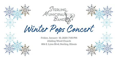 Sterling Municipal Band Pops Concert tickets