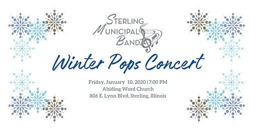 Sterling Municipal Band Pops Concert