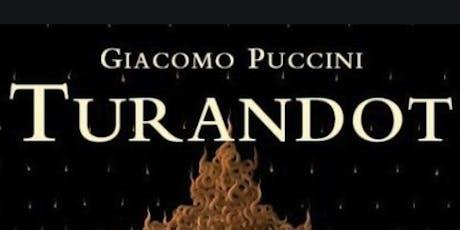 Turandot de Puccini el 15 de febrero en Santiago de Compostela entradas