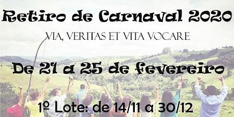 Retiro de Carnaval 2020 tickets