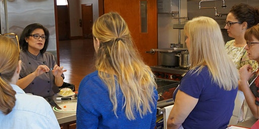 Cooking Class: Chinese Cuisine