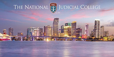 The National Judicial College in Miami - Registration for Judges tickets
