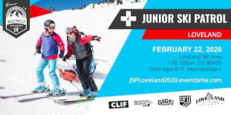 WILD SKILLS Junior Ski Patrol: Loveland tickets