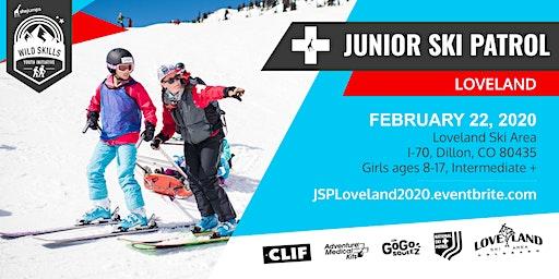WILD SKILLS Junior Ski Patrol: Loveland