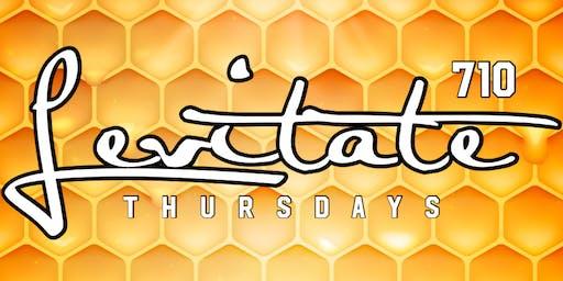 Levitate Thursday's